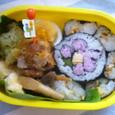 お花巻き寿司